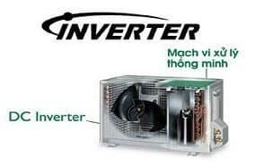 <b>Công nghệ Inverter giúp tiết kiệm năng lượng</b>