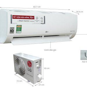 Máy lạnh treo tường LG V13ENR (1.5 HP, Inverter)
