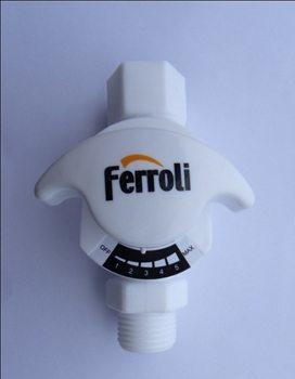 Máy nước nóng Ferroli DIVO SDP (Có bơm, màn hình LCD)