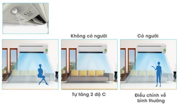 多大金缆悬线ftks35dvm 1.5 HP 1-HVAC Vietnam