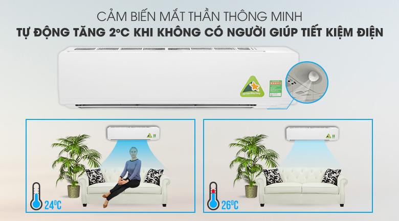 rkc25uavmv inverter gas r32 1.0 HP 3 - HVAC Việt Nam